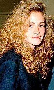 Julia Roberts 20 yıl önce böyle görünüyordu.