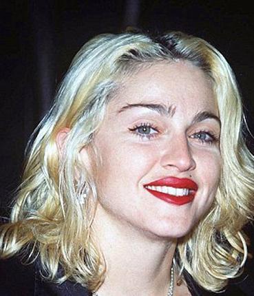 Madonna en parlak döneminde