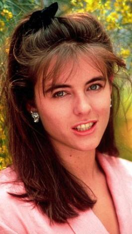 Elizabeth Hurley, 20'li yaşlarında.