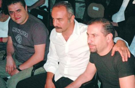 Mustafa, Yılmaz ve Deniz Erdoğan.