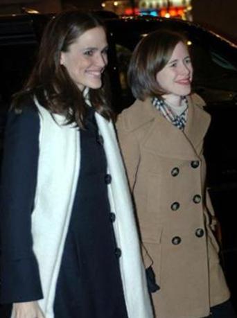 Jennifer Garner ve kızkardeşi Melissa