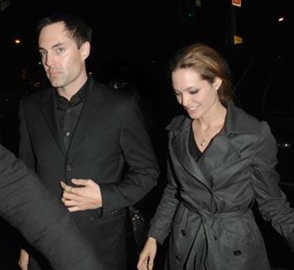 Angelina Jolie ve kardeşi James Haven