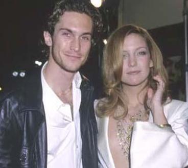Kate Hudson ve kardeşi Oliver Hudson.