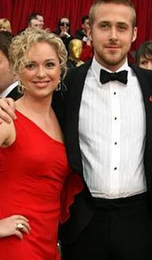 Ryan Gosling ve kardeşi Mandi.