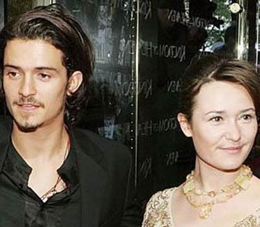 Orlando Bloom ve Samantha Bloom.
