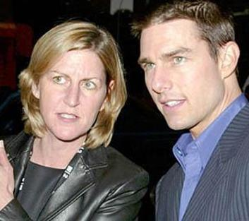 Tom Cruise ve LeAnn Davette