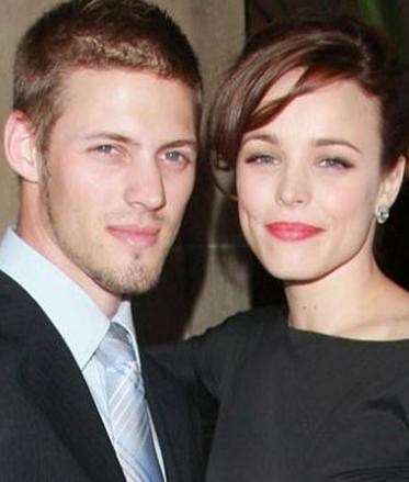 Rachel McAdams ve kardeşi Daniel.