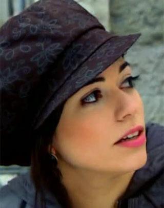 Ceren Moray 1985 doğumlu.