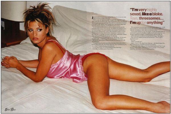 Katie Price'den seksi fotoğraflar.. - 68