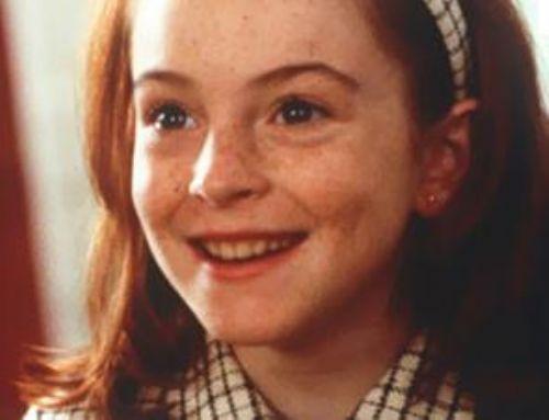 Lindsay Lohan  Disney yapımlarında oynayarak bir çocukken yıldızlaştı.
