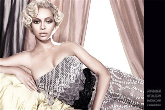 Beyonce Knowlés