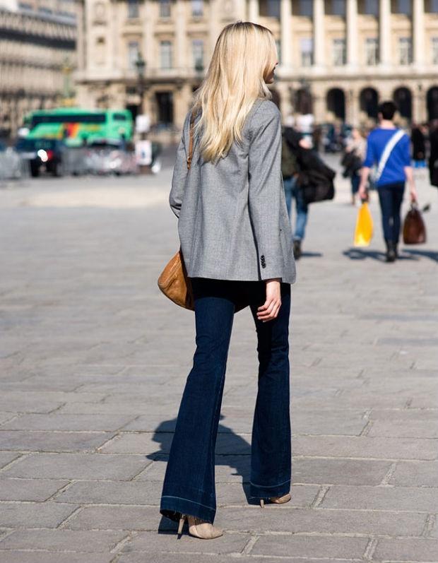 Çok beğendiğimiz bir başka fotoğraf, Paris'te çekilmiş.