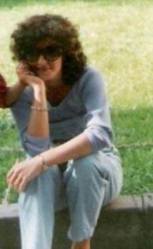 Karahan'ın annesi Seher Hanım.