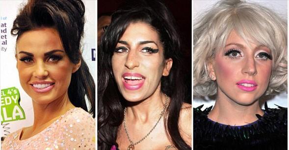 İngiliz Daily Mail, bu üç ünlünün fotoğrafını yayınlayarak okuyucularından hangisinin daha yaşlı olduğunu ve aralarındaki yaş farkını tahmin etmelerini istedi.   Çünkü yapılan araştırmalara göre  sağlığına dikkat etmeyen kadınların ortalama olarak 4 yaş daha yaşlı göründüğü ortaya çıktı. İşte fotoğraftaki ünlülerin yaşları...