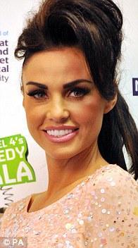 İngiliz model Katie Price ise 32 yaşında.