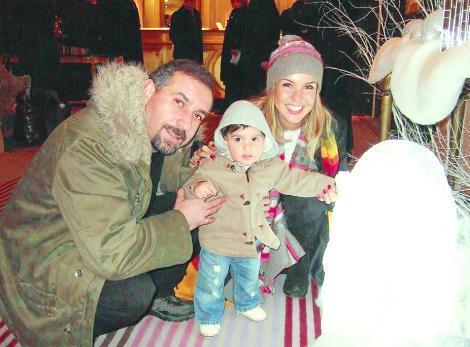 Atlas, Gülben Ergen ve Mustafa Erdoğan'ın ilk göz ağrısı..İkizler Ares ve Güney aileye sonradan katıldı.
