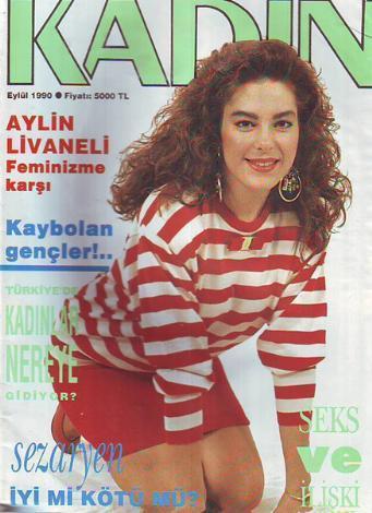 Bir yandan da dergilerin kapaklarını süsledi Livaneli. Ama o da sonradan daha sakin bir hayata yöneldi.