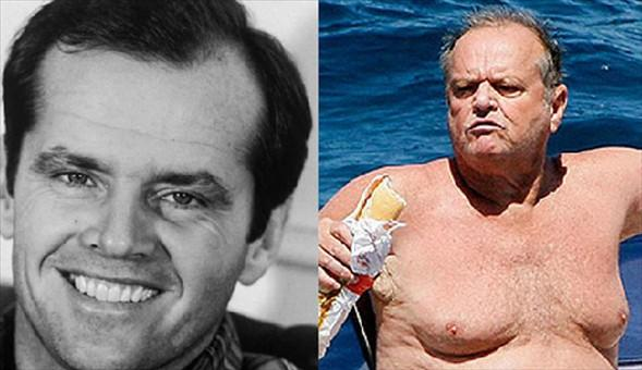 20-Jack Nicholson