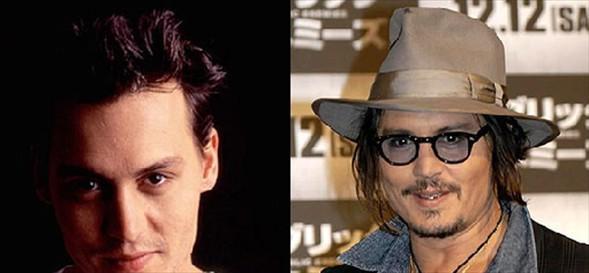 10-Johnny Depp