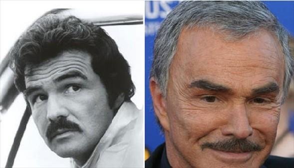 9-Burt Reynolds