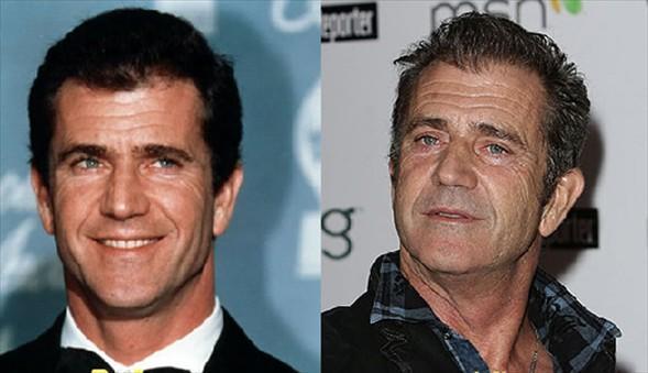 3-Mel Gibson