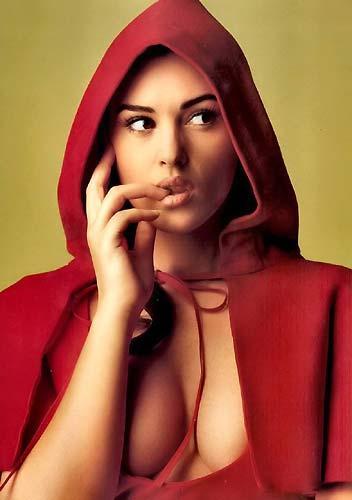 Monica Bellucci'den seksi pozlar.. - 14