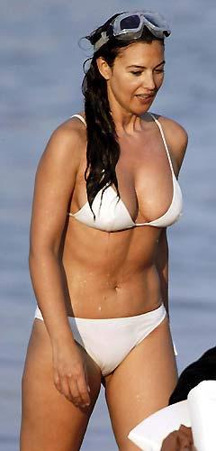 Monica Bellucci'den seksi pozlar.. - 21