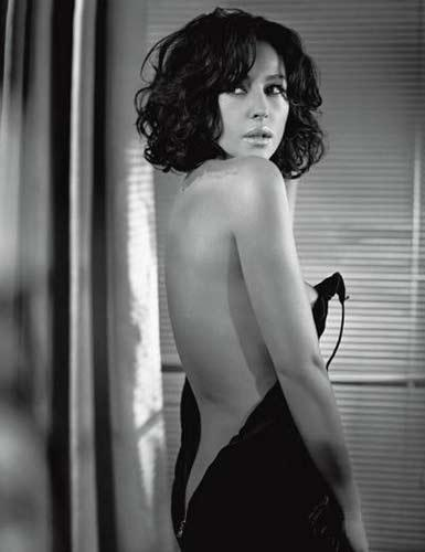 Monica Bellucci'den seksi pozlar.. - 40