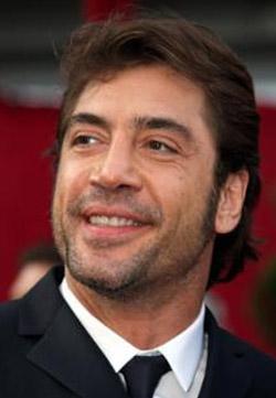 Ünlü İspanyol aktör Javier Bardem'in benzeri...