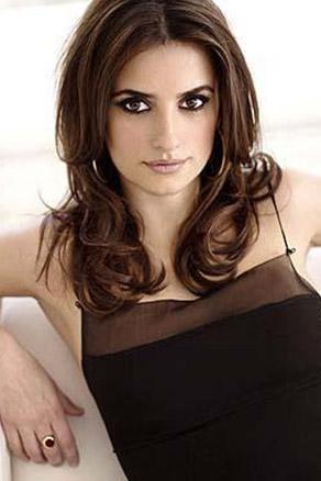 Ünlü İspanyol yıldız Penelope Cruz'a