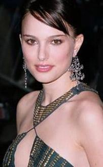 Natalie Portman ile ..