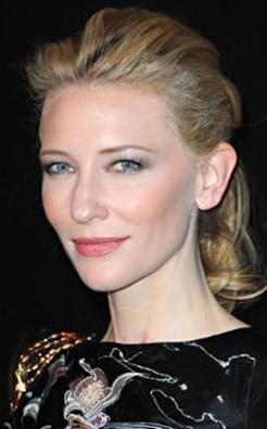 Cate Blanchett'e benziyor...