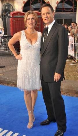 1988'de evlenen Hanks ve Wilson, iki de çocuk sahibi oldu.
