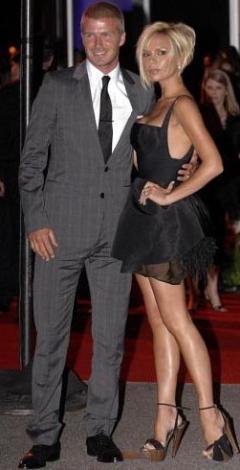 """Victoria'yı ilk kez bir klipte gördüğünü söyleyen Beckham, """"Onunla evlenmeyi kafama koymuştum"""" diyor."""