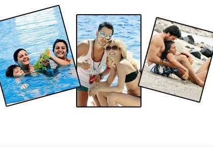 Hafta Sonu dergisi ünlülere yaz tatilini nerede geçireceklerini sordu. İşte ünlülerin gözde tatil beldeleri..