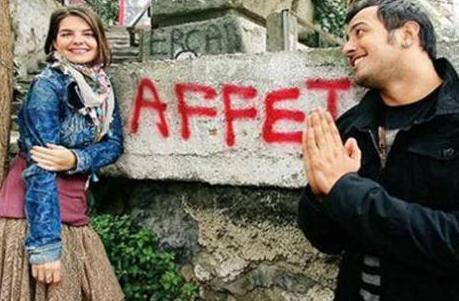 ASLI VE GÜVEN  Daha sonra diziye dahil olan Sarp Apak'ın canlandırdığı Güven karakteri ile Aslı arasında da bir yakınlaşma yaşandı.