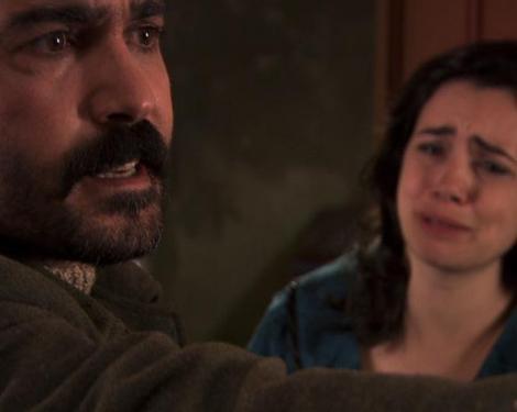 Çiftlikte çıkan yangında Güllü'nün oğlunu kurtarmaya çalışan Kemal ağır yaralandı. Bebek kurtuldu ama Kemal öldü.