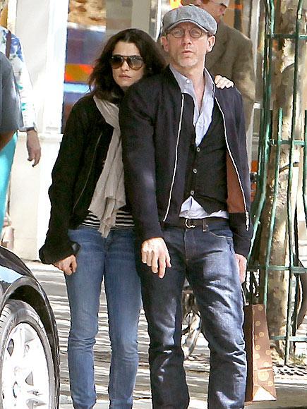 Daniel ve Rachel 43 yaşındaki James Bond Daniel Craig ve 41 yaşındaki Rachel Weisz 22 Haziranda New York'ta gizli bir törenle evlendiler.