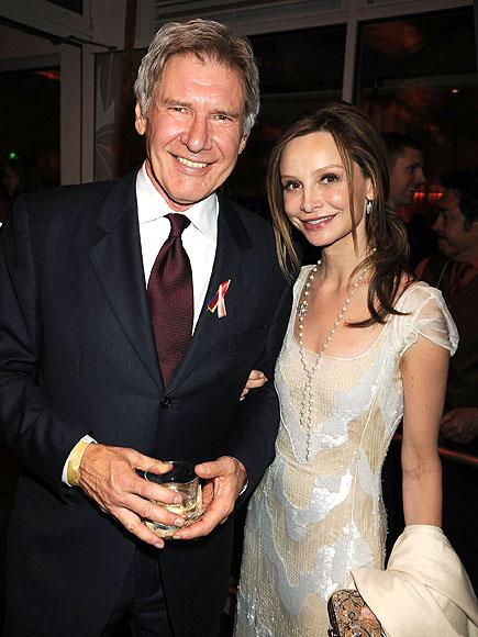 Calista ve Harrison Sekiz yıllık bir birliktelikten sonra iki ünlü yıldız 15 Haziran 2010'da evlendiler. Uzun bir birliktelikten sonra, ikilinin düğünleri de oldukça görkemli olmuştu.