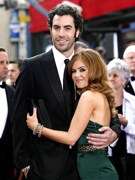 Isla & Sacha İkili sekiz yıllık bir birliktelikten sonra 2010 yılında Paris'te evlendiler.