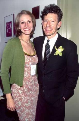 Lovett, bir dönem Hollywood'un en güzel kadınlarından Julia Roberts'ın kalbini çalmış ve onunla evlenmişti.