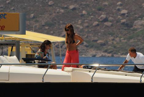 Acun Ilıcalı'nın tekne gezisinden fotoğraflar.. - 12