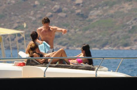 Acun Ilıcalı'nın tekne gezisinden fotoğraflar.. - 14