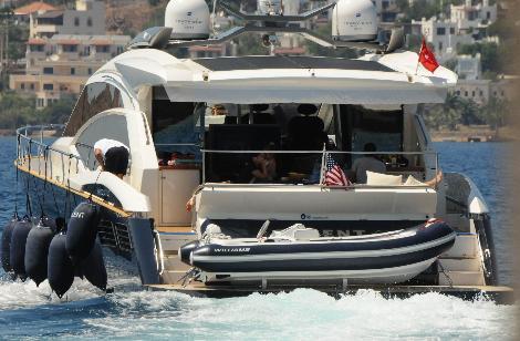 Acun Ilıcalı'nın tekne gezisinden fotoğraflar.. - 19