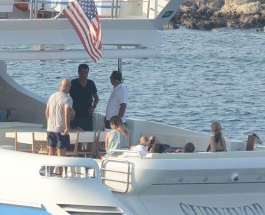 Acun Ilıcalı'nın tekne gezisinden fotoğraflar.. - 1