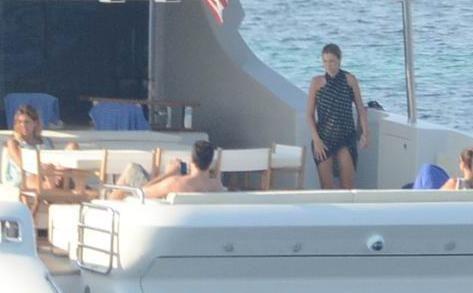 Acun Ilıcalı'nın tekne gezisinden fotoğraflar.. - 8