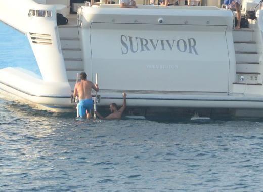 Acun Ilıcalı'nın tekne gezisinden fotoğraflar.. - 6