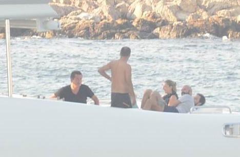 Acun Ilıcalı'nın tekne gezisinden fotoğraflar.. - 10