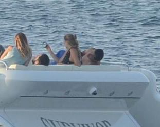 Acun Ilıcalı'nın tekne gezisinden fotoğraflar.. - 4