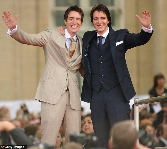 James Phelps ve Oliver Phelps
